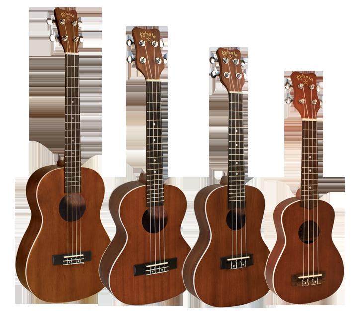 kohala ukuleles the sound of aloha